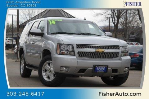 Used Chevrolet Tahoe 4WD 4dr LT