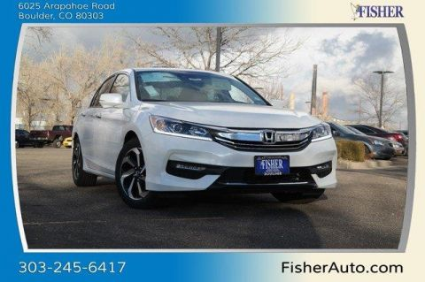 New Honda Accord EX CVT w/Honda Sensing
