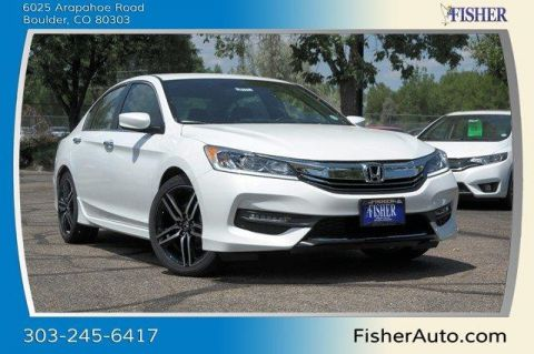 New Honda Accord Sport SE CVT