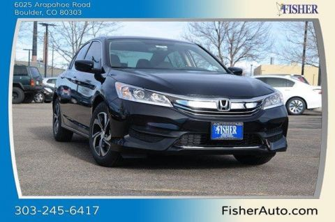 New Honda Accord LX CVT