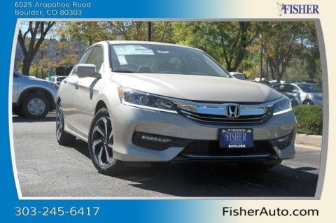 New Honda Accord EX-L CVT