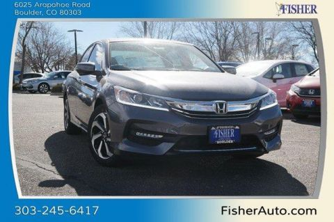 New Honda Accord EX-L V6 Auto