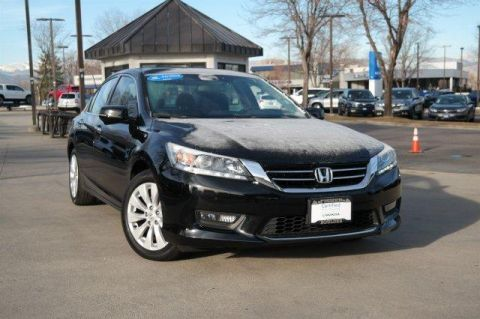 Certified Used Honda Accord 4dr V6 Auto EX-L