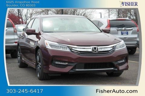 New Honda Accord Touring Auto