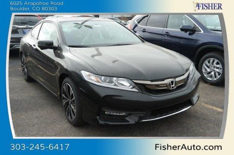 New Honda Accord EX Manual