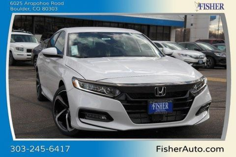 New Honda Accord Sport CVT