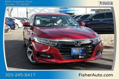 New Honda Accord EX-L Navi CVT