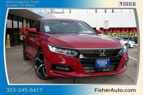 New Honda Accord Sport 2.0T Auto