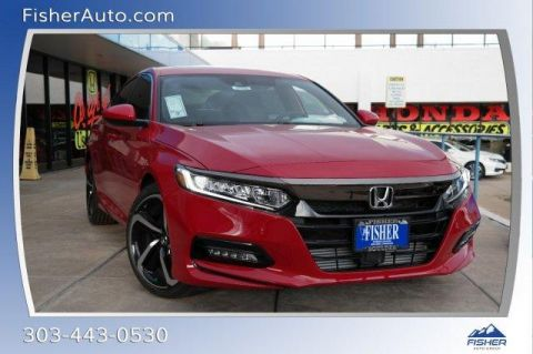 New Honda Accord Sport 2.0T