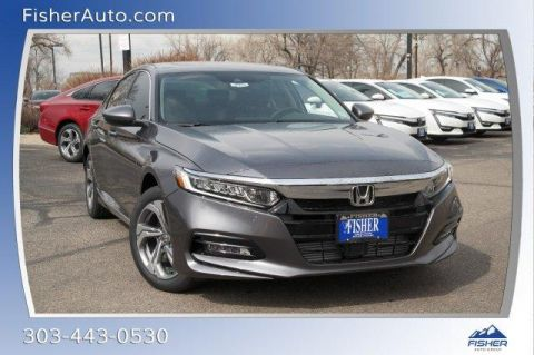 New Honda Accord EX-L 2.0T