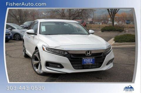 New Honda Accord Touring 2.0T