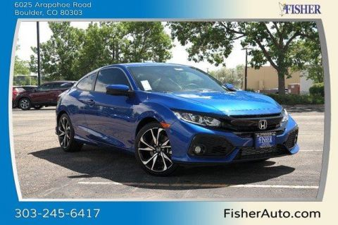 New Honda Civic Si Manual