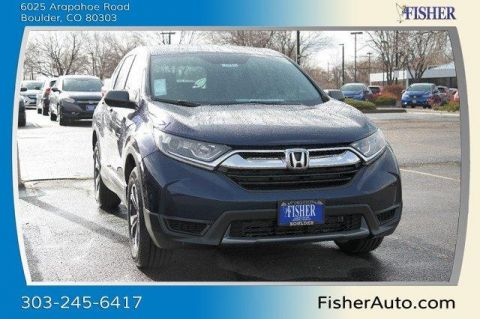 New Honda CR-V LX AWD