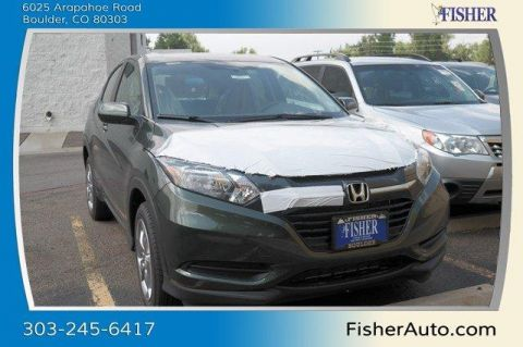 New Honda HR-V LX AWD CVT