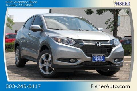 New Honda HR-V EX AWD CVT