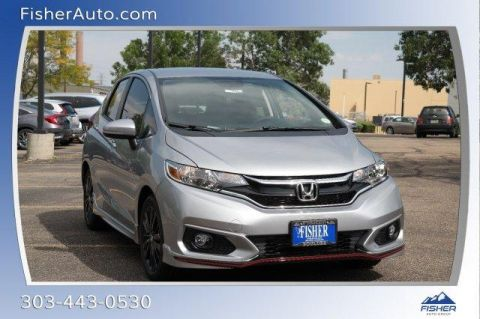 New Honda Fit Sport Manual