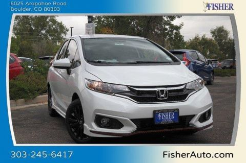 New Honda Fit Sport CVT