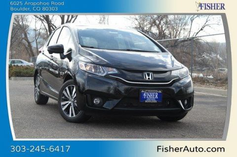 New Honda Fit EX-L CVT