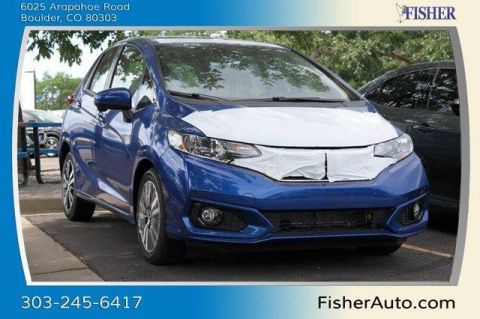 New Honda Fit EX CVT