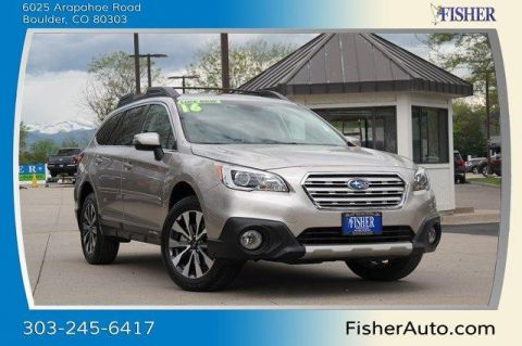 Used Subaru Outback 4dr Wgn 2.5i Limited PZEV