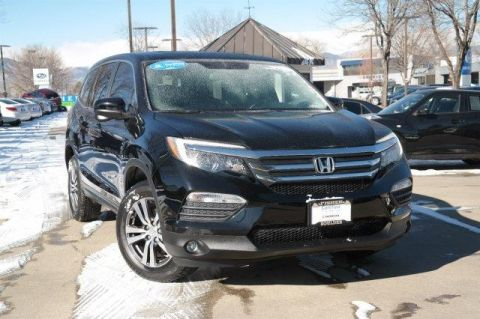 Certified Used Honda Pilot AWD 4dr EX-L