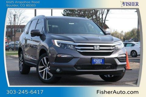 New Honda Pilot Touring AWD