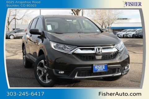New Honda CR-V EX AWD