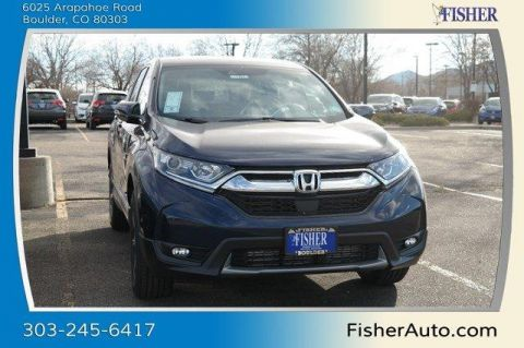 New Honda CR-V EX-L AWD