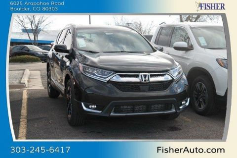 New Honda CR-V Touring AWD