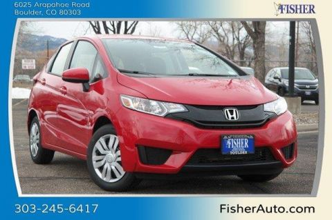 New Honda Fit LX CVT