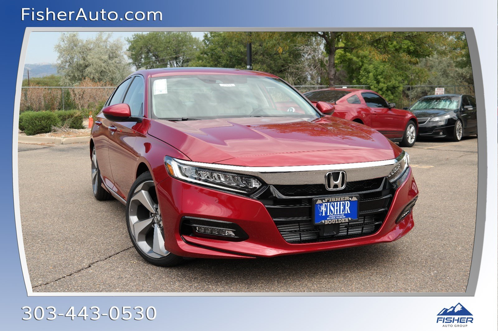 New 2018 Honda Accord Touring 1 5t