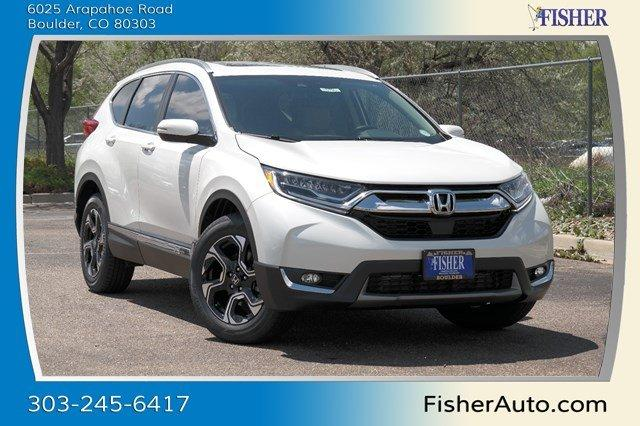 2017 honda cr v touring awd awd sport utility fisher honda. Black Bedroom Furniture Sets. Home Design Ideas