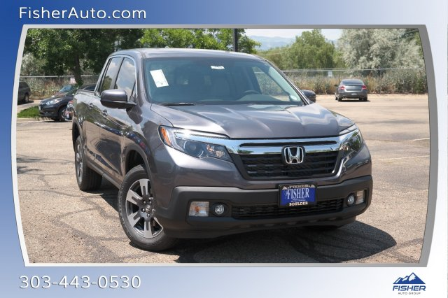 Honda Accord Awd >> New 2019 Honda Ridgeline Rtl Awd Crew Cab Pickup