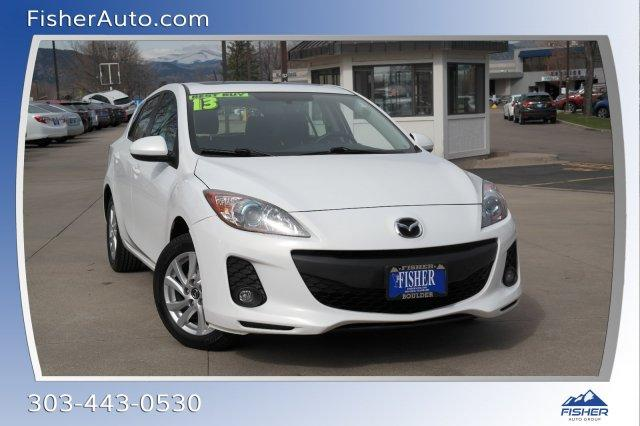 Pre Owned 2013 Mazda3 5dr HB Auto I Grand Touring