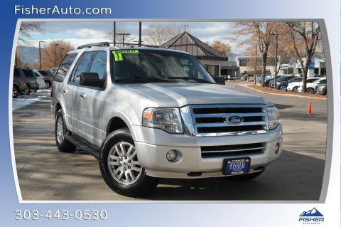 Pre-Owned 2011 Ford Expedition 4WD 4dr XLT