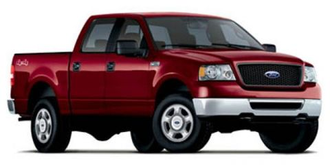 Pre-Owned 2006 Ford F-150 SuperCrew 139 XLT 4WD