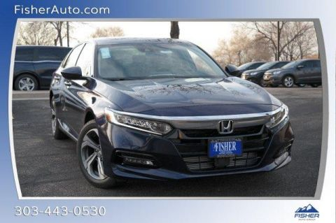 New 2018 Honda Accord EX 1.5T FWD 4dr Car