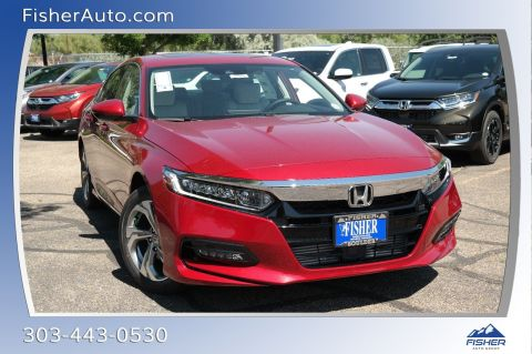 New 2018 Honda Accord EX-L Navi 1.5T