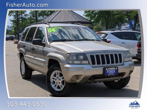 Pre-Owned 2004 Jeep Grand Cherokee 4dr Laredo 4WD