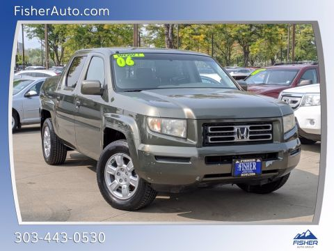 Pre-Owned 2006 Honda Ridgeline RTS AT