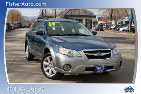 Pre-Owned 2009 Subaru Outback 4dr H4 Auto 2.5i Special Edtn