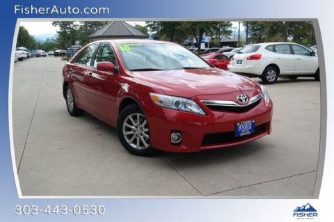 Pre-Owned 2010 Toyota Camry Hybrid 4dr Sdn