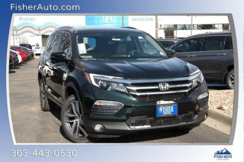 New 2018 Honda Pilot Touring