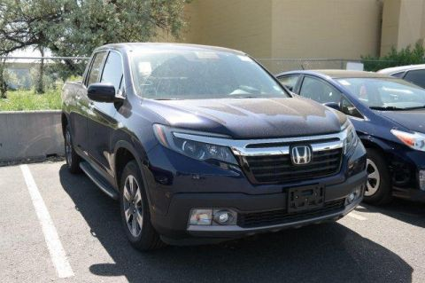 Certified Pre-Owned 2017 Honda Ridgeline RTL-E 4x4 Crew Cab 5.3' Bed