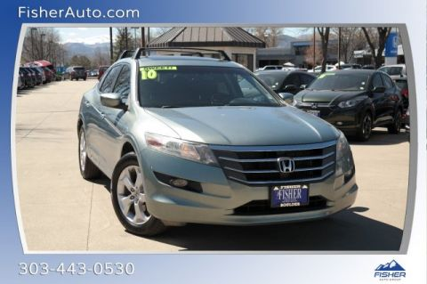 Pre-Owned 2010 Honda Accord Crosstour 4WD 5dr EX-L