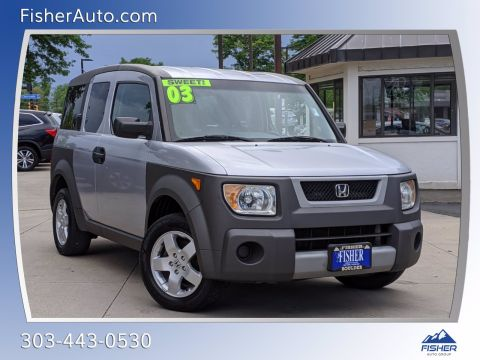 Pre-Owned 2003 Honda Element 2WD EX Auto