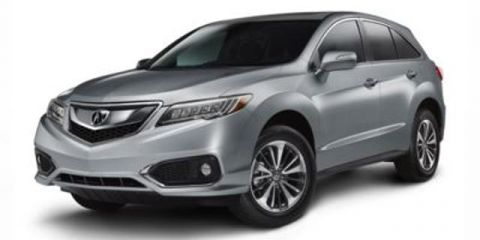 Pre-Owned 2017 Acura RDX AWD w/Advance Pkg
