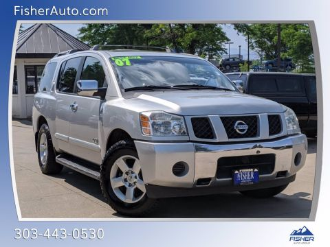 Pre-Owned 2007 Nissan Armada 4WD 4dr SE