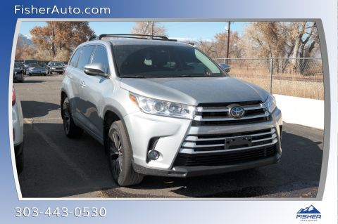 Pre-Owned 2017 Toyota Highlander LE Plus V6 AWD