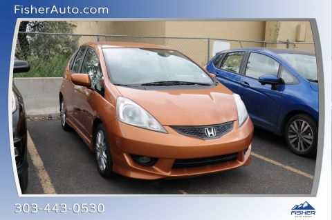 Pre-Owned 2010 Honda Fit 5dr HB Auto Sport